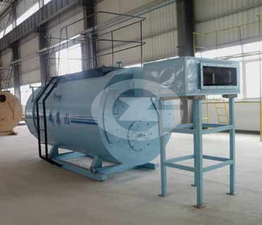 1ton Fire Tube steam boilers image