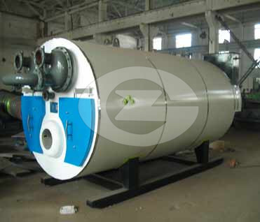 4.2MW(4200KW) hot water boiler image