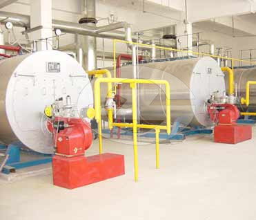 5.6MW(5600KW) hot water boiler image