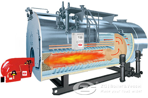 fabrication of fire tube boilers