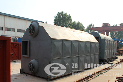 Chain grate coal fired boiler manufacturer image
