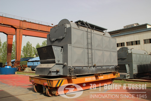 Supplier biomass sawdust steam boiler for sale image