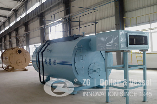 Steam Boiler for sales from ZG Boiler image