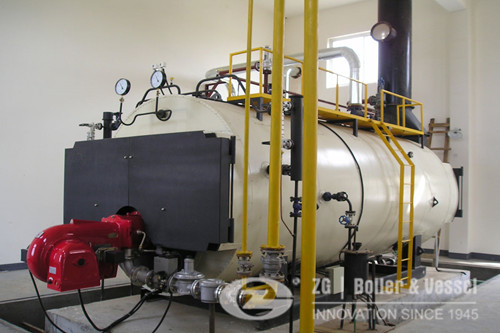 12 ton gas fired steam boiler manufacturer image