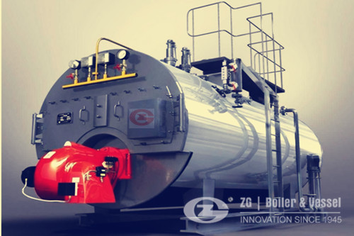 Europe oil fired boiler manufacturer image
