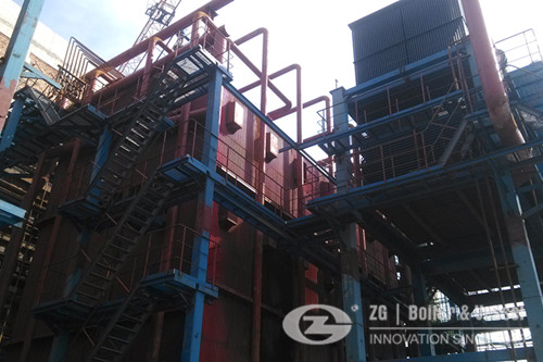 ZG Industrial steam boiler Manufacturer image