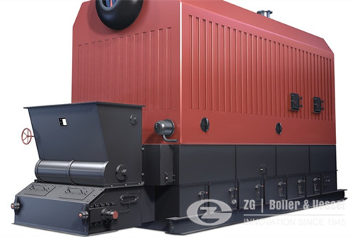 The use of industrial boiler systems in practice image