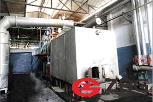 IBR Agro Waste Fired Steam Boiler image