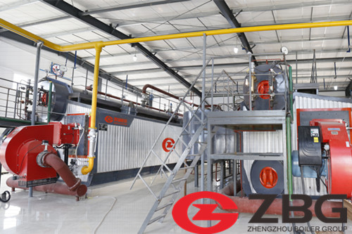 Low Nitrogen Oxide Boiler Supplier in China image
