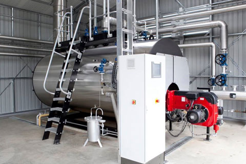 Industrial boiler manufacturer in Germany
