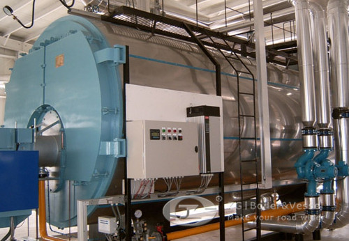 Fire Water Boiler ~ Fire tube hot water boiler for sale in philippines