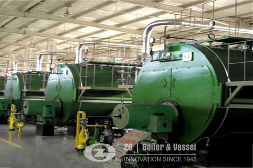 steam boiler manufacturer in UAE