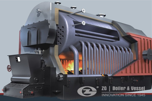 Water Tube Boiler ~ Steam boilers manufacturer in czech