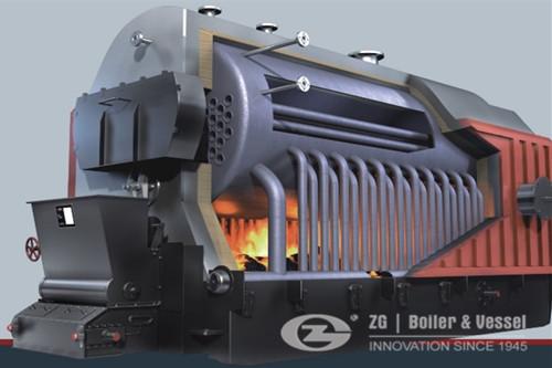 Steam boilers manufacturer in Czech