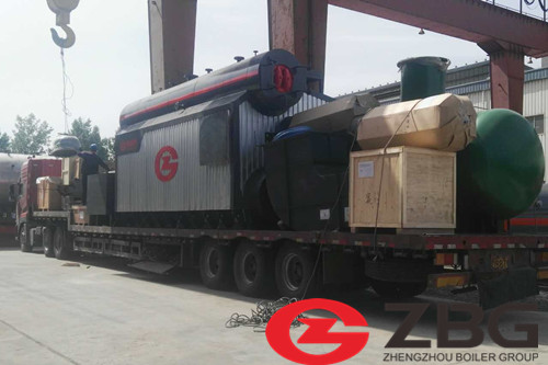 10ton SZS Oil Gas Fired Boiler Exported to Peru.jpg