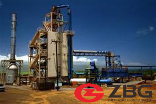 Oil Shale Power Plant Boiler in Israel.jpg