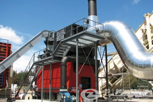 bagasse fired biomass power plant boiler