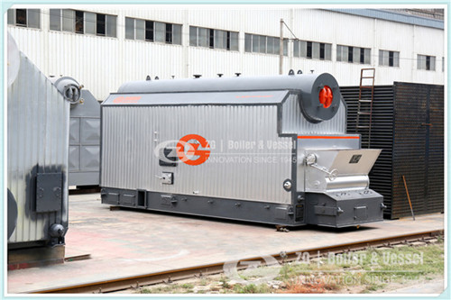 Coal Fired Hot Water Boiler For Heating Greenhouse image