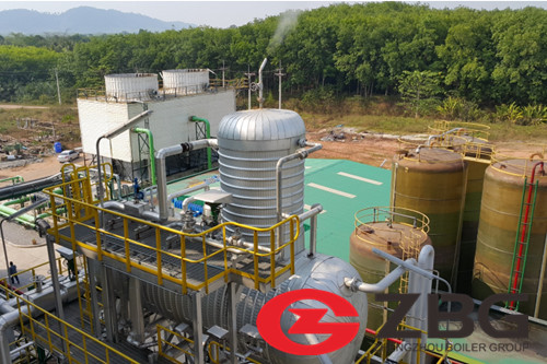 Chemical Recovery Boilers in Paper Plants image
