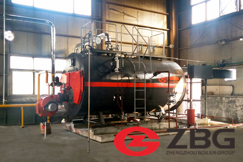 Small Capacity Boiler 1-6tonnes in production industries image