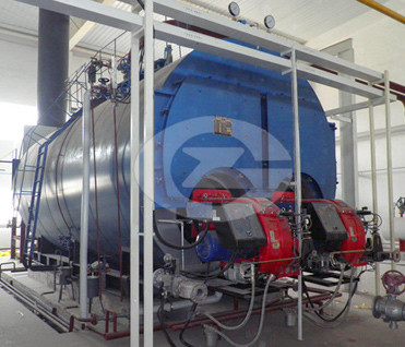 1 ton steam boiler image