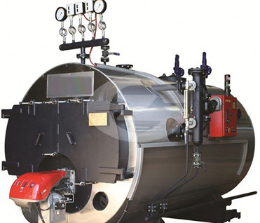2 ton steam boiler image