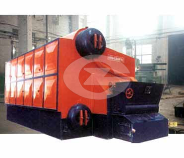 10ton watertube steam boiler image