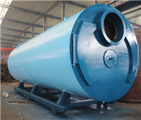 Hot water boiler image