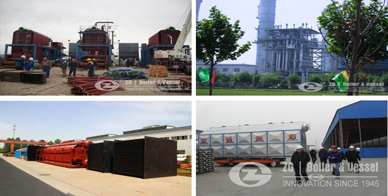 Industrial Steam Boiler Projects