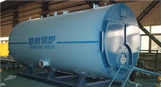 Steam boiler image